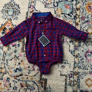And & Evan body suit Nwt